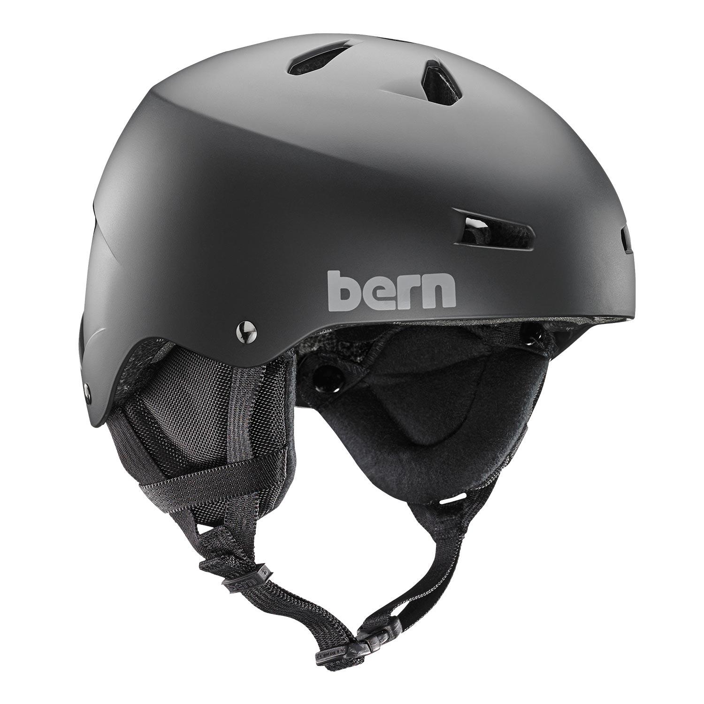 Pánská Helma Bern Team macon matte black M
