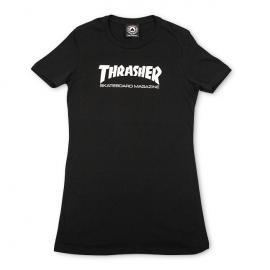 Dámské triko Skate Mag Black