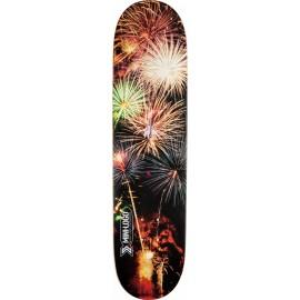 "Skate deska Mini Logo Small Bomb Fireworks 7,75"""