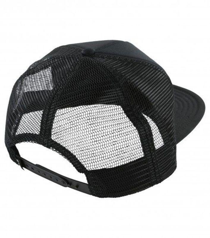 Dámská kšiltovka Metal Mulisha F OFF TRUCKER WM - černá - Skateshop 8afbea858e
