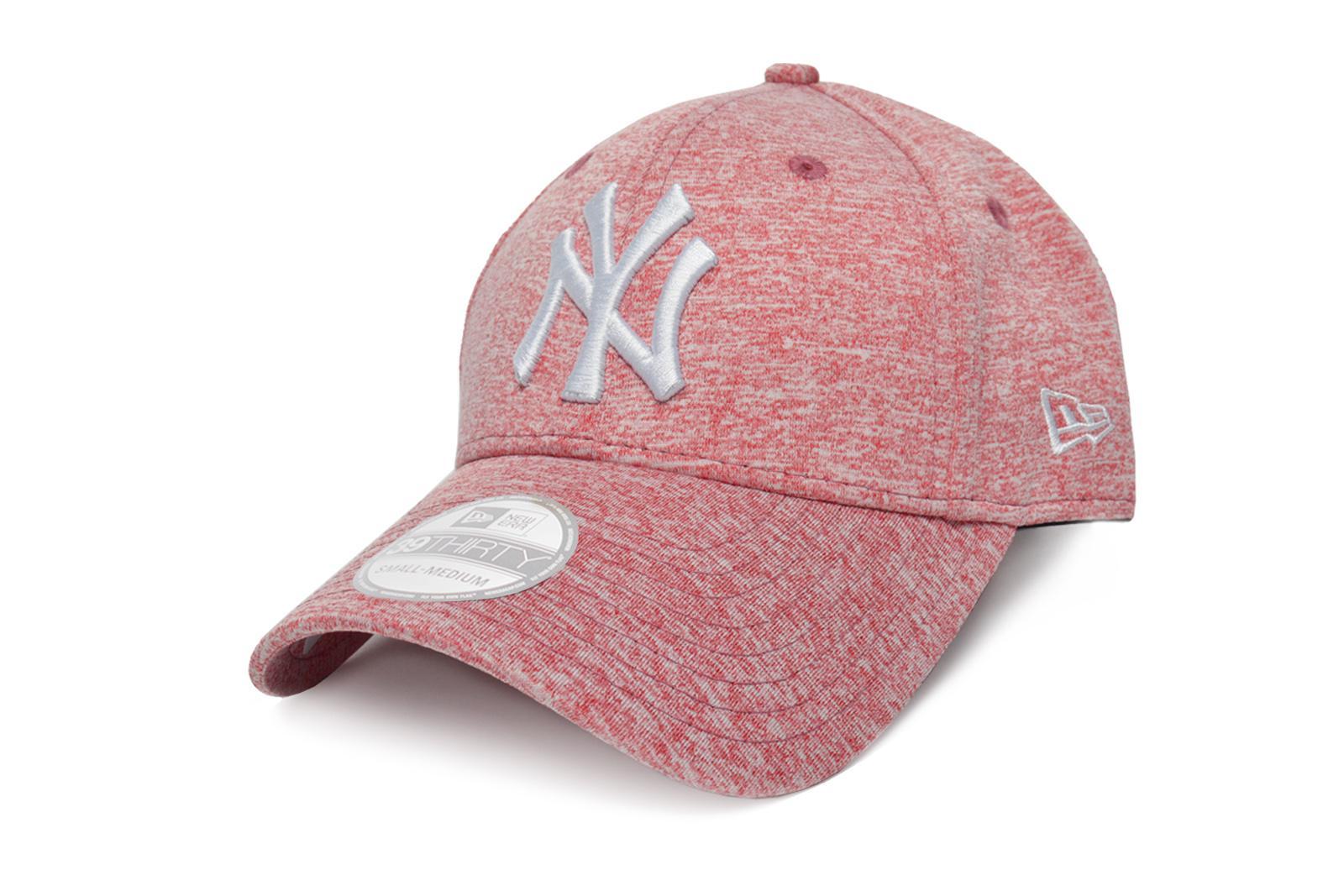 Kšiltovka NEW ERA 940 Jersey Fleck NEYYAN pink blue - Skateshop 24a22b6c91