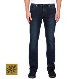 Kalhoty Volcom Solver Denim Vintage Blue