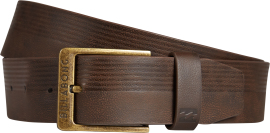 Pásek Billabong Vacant Belt Chocolate
