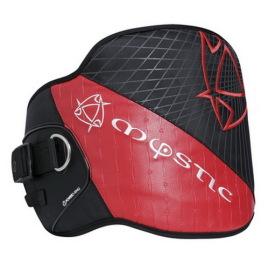 Pánský trapéz Mystic - Star černá/červená