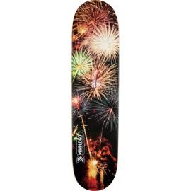Skate deska Mini Logo Bomb Fireworks 8,25