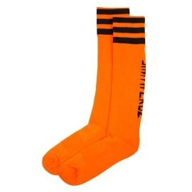 Podkolenky Santa Cruz Dressen PFM Sock (1 Pair) Hazard Orange