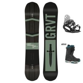 Snowboardový komplet Gravity Symbol