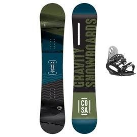 Snowboardový set Gravity Cosa