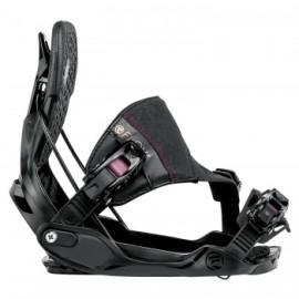 Dámské vázání Flow Minx Hybrid black
