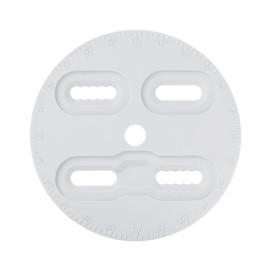 Gravity Binding Disc - White
