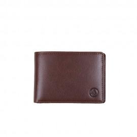 Pánská peněženka Volcom Leather Wlt Brown