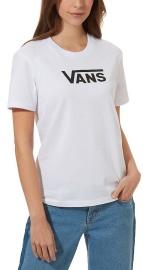 Dámské tričko VANS FLYING V CLASSIC WHITE