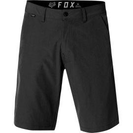 Pánské kraťasy Fox ESSEX TECH STRETCH SHORT - black