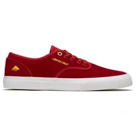 Pánské boty WINO STANDARD X SANTA CRUZ - červeno bílé