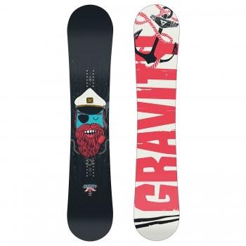 Snowboard Gravity Flash 140 cm