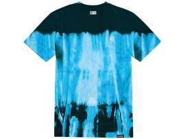 Triko ETNIES Team Embroidery Wash - blue/black