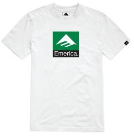 Triko EMERICA Classic Combo - white