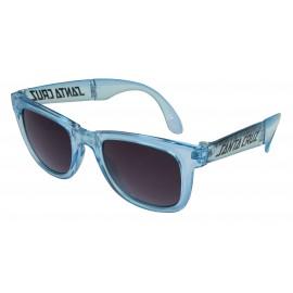 Sluneční brýle SANTA CRUZ TRANS modrá