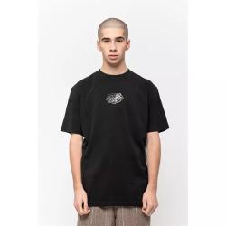 Triko SANTA CRUZ Universal Dot T-Shirt - Black