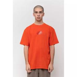 Triko SANTA CRUZ Universal Dot T-Shirt - Flame Red