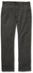 Pánské kalhoty Volcom frickin modern stret - Grey