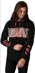 Pánská mikina Fox MERZ PULLOVER FLEECE - black