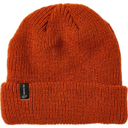 Zimní kulich FOX Machinist Beanie - Burnt Orange