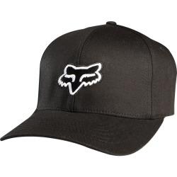 Kšiltovka FOX legacy flexfit - black