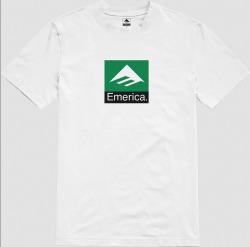 Triko EMERICA Classic Combo white