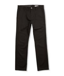 Pánské kalhoty Volcom frickin modern stret - Black