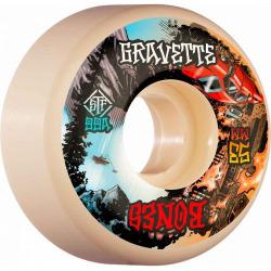 Kolečka BONES Wheels STF PRO Gravette Heaven & Hell 53mm V2
