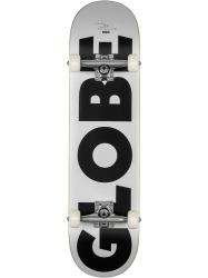 Skate komplet G0 Furbar 8.0 White/black