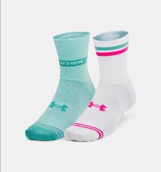 UNDER ARMOUR Dámské ponožky Essential Hi Lo 2-Pack
