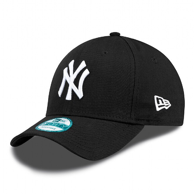 Kšiltovka New Era 940 New York Yankees MLB black