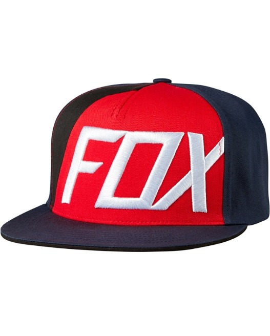 Kšiltovka Fox Inventer Snapback Midnight