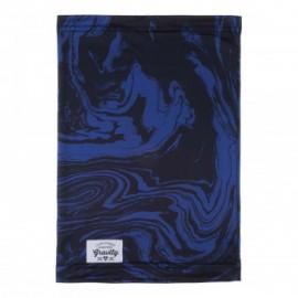 Dámský nákrčník Gravity Swirl black/deep blue