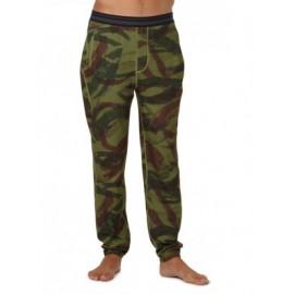 Pánské termo kalhoty Burton exp pt Brush Camo