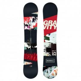 Pánský snowboard Gravity Madball
