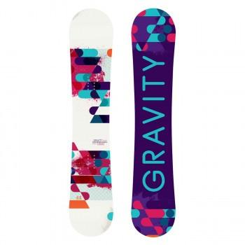 Dámský snowboard Gravity Sirene 148
