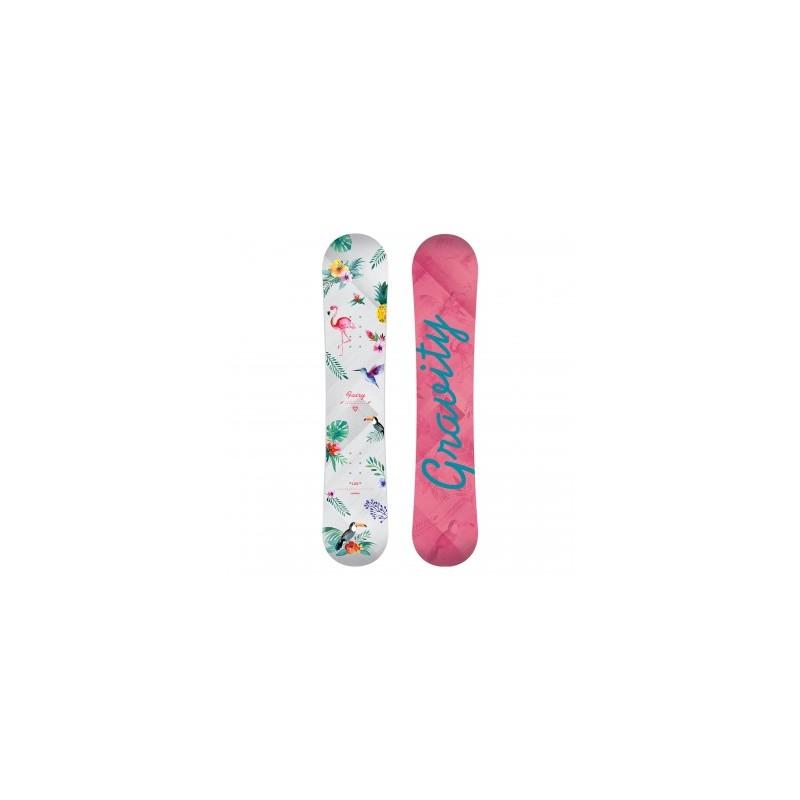 49ee7476dc Dětský snowboard Gravity Fairy - Skateshop