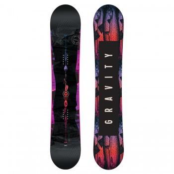 Dámský snowboard Gravity Sublime 145cm