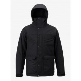 Pánská bunda Burton Breach Jacket Faded Wool