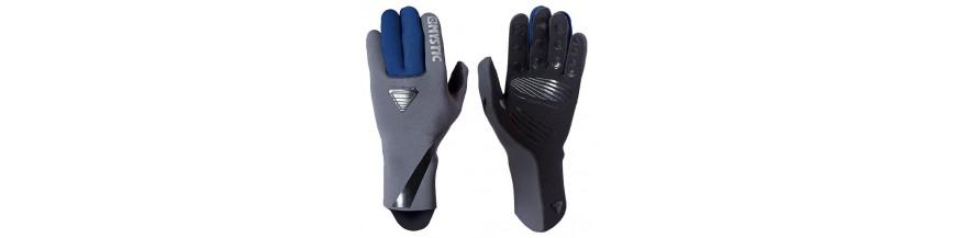 Neoprenové rukavice a kukly