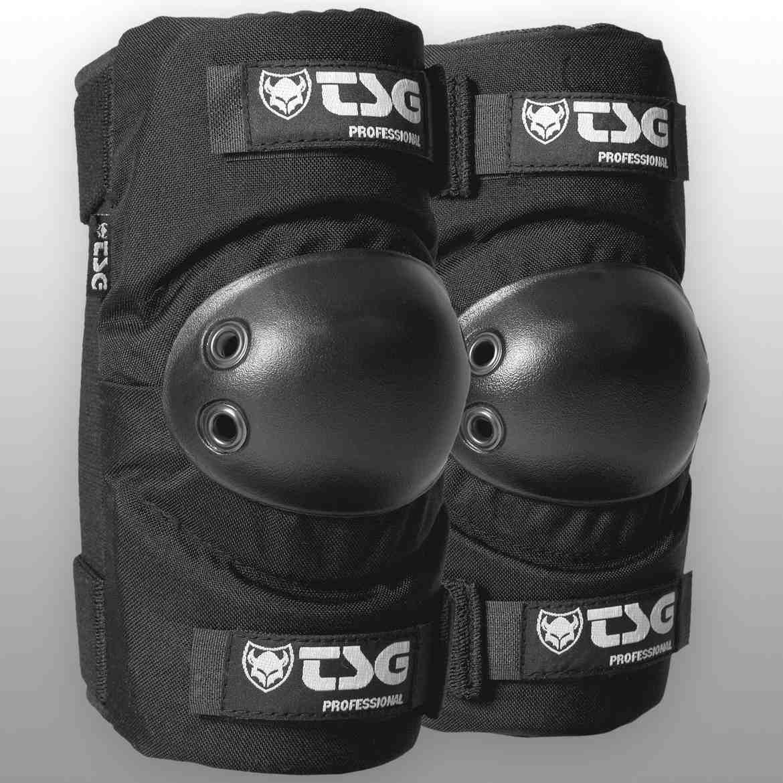 Chrániče TSG - elbowpad professional black XS