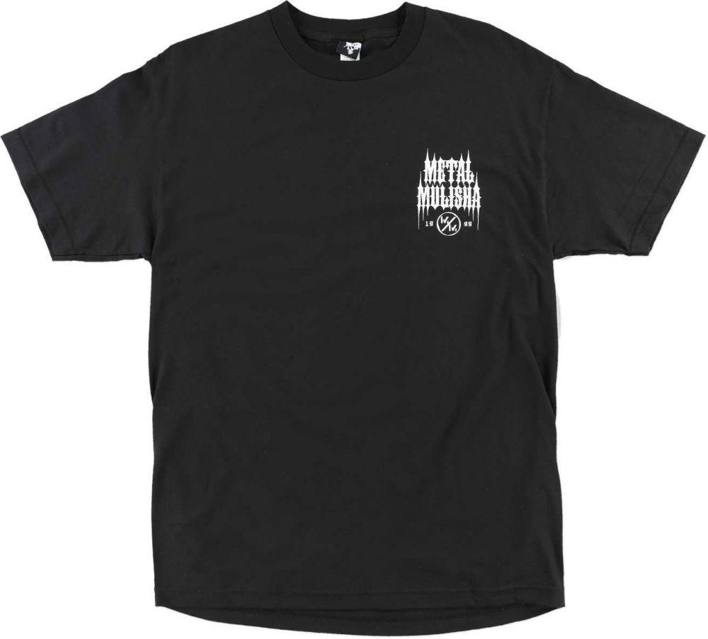 Pánské triko Metal Mulisha ARISE - černé M