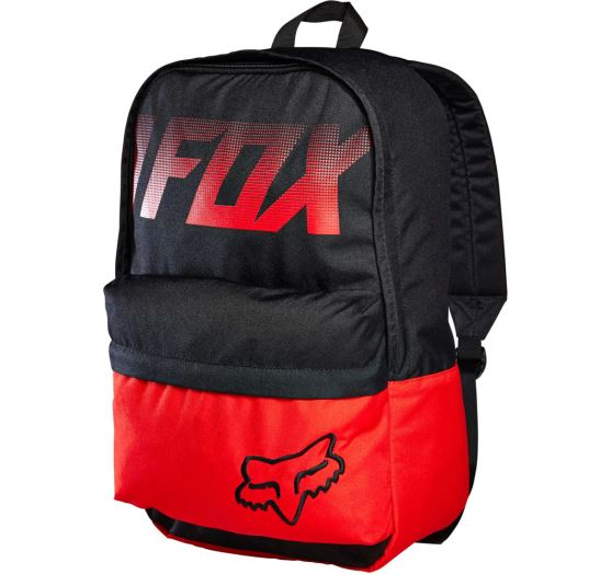 Pánský batoh Fox Racing Covina Sever Backpack Flame Red