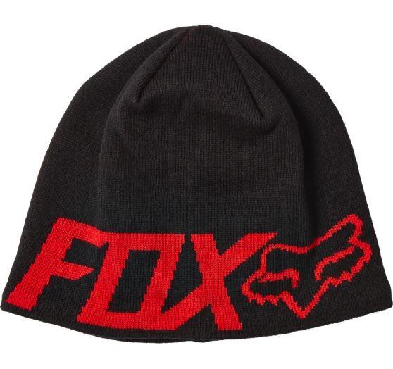 Pánský kulich Fox Racing Hailstone Beanie Black