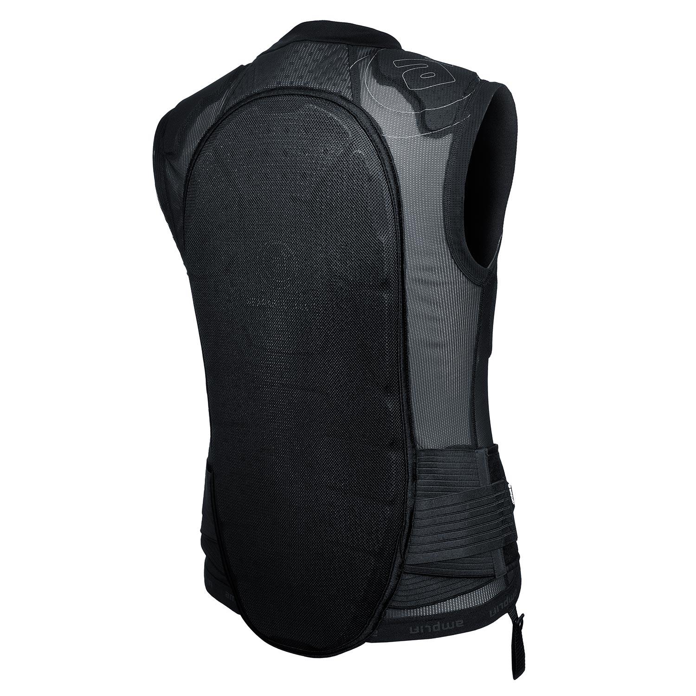 Chránič páteře Amplifi Cortex jacket plus black M