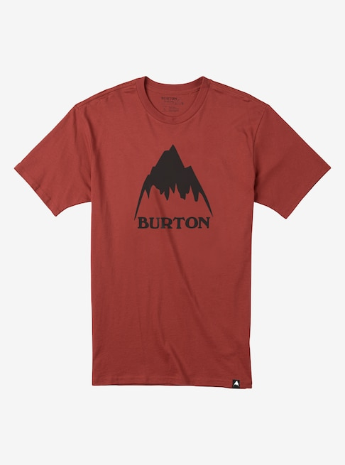 Pánské triko Burton MB CLSSMTNHGH SS TANDORI L