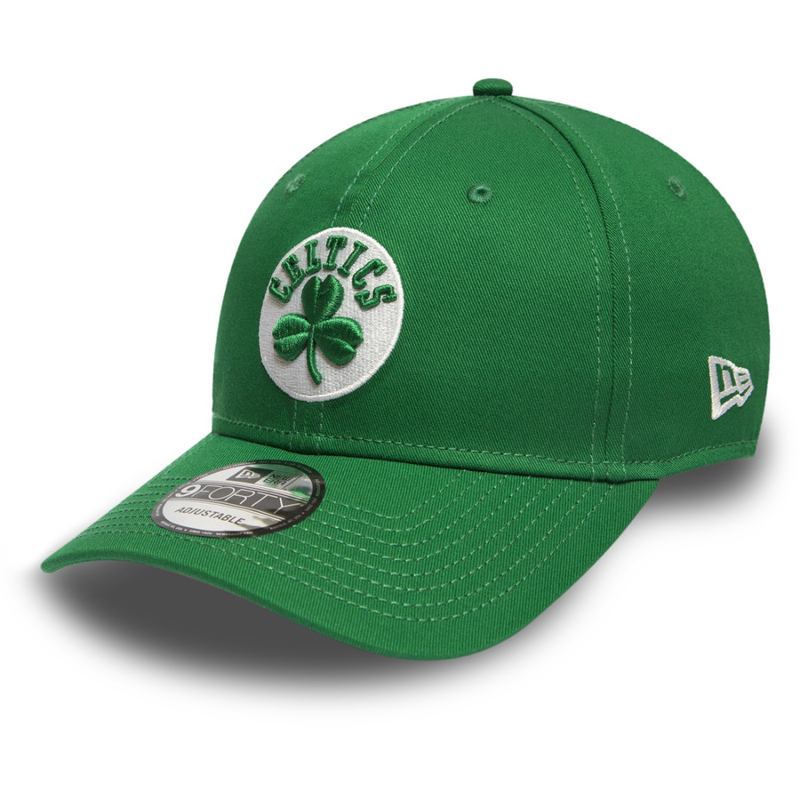 Kšiltovka New Era 940 NBA Team Boston Celtics